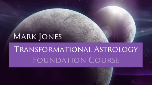 Transformational Astrology Foundation Cours