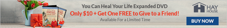 You Can Heal Your Life recommended by Scorpio Moon Astrology