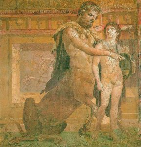 Chiron in Aries, healing self-image and the body
