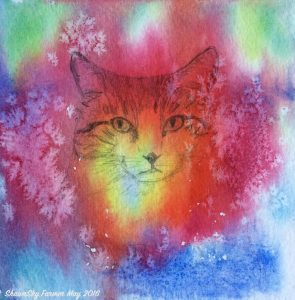 Aura or Soul Astrology Painting