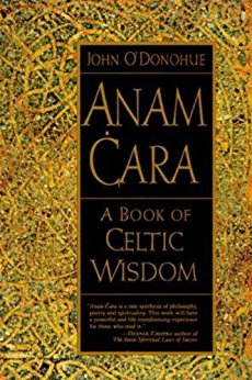 Book Cover: Anam Cara A Book of Celtic Wisdom