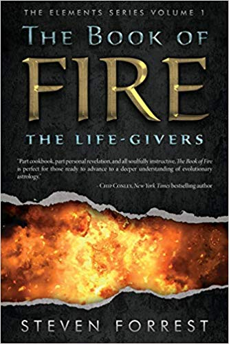 Book Cover: The Book of Fire: The Life Givers by Steven Forrest
