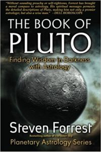 Cover: The Book of Pluto. Steven Forrest