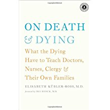 Book Cover: On Death & Dying by Elizabeth Kübler-Ross