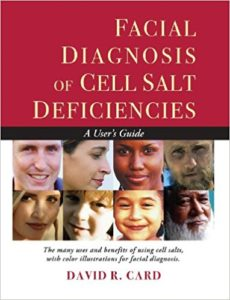 Cover: Facial Diagnosis of Cell Salt Deficiencies