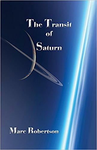 Book Cover: Transit of Saturn - First Edition by Marc Robertson published by American Federation of Astrologers