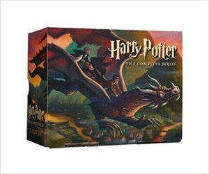 Image Harry Potter Paperback Complete Series