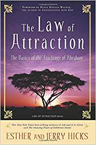 Book Cover: The Law of Attraction by Esther and Jerry Hicks