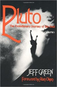 Book Cover: Pluto, The Evolutionary Journey of the Soul Volume 1, by Jeffrey Wolf Green