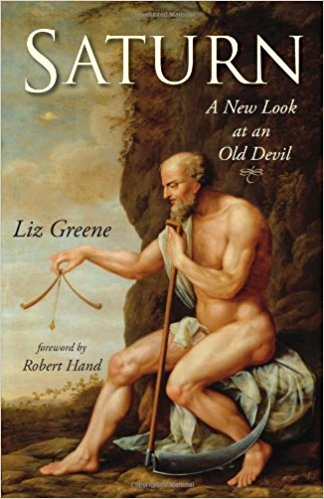 Book Cover: Saturn: A new look at an old devil by Liz Green