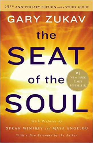 Book Cover: The Seat of the Soul by Gary Zukav