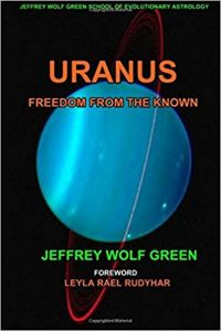 Book Cover: Uranus: Freedom from the Known by Jeffrey Wolf Green