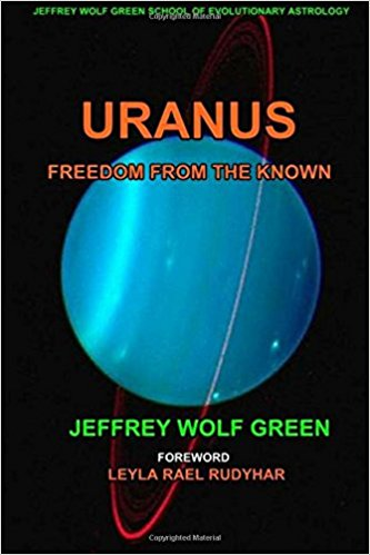 Book Cover: Uranus: Freedom from the Known