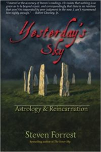 Book Cover: Yesterday's Sky